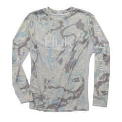Huk Kryptek Performance Long-Sleeve Fishing Shirt