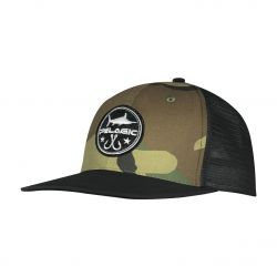 Pelagic Icon Adjustable Snapback Hat (Men's) - Camo