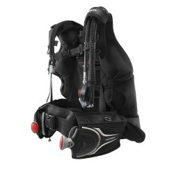 Mares Journey 3.0 Back-Inflation Scuba BCD With Integrated Weight Pockets - Scuba Gear - Scuba Diving BCD Mares - BCD Diving - Travel BCD - Dive System BCD - Back Inflation BCD Scuba
