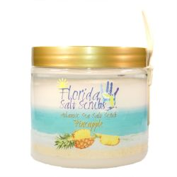 Florida Salt Scrubs Pineapple Salt Scrub - 24.2-oz. Jar
