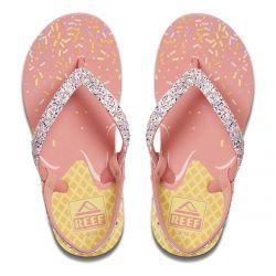 Reef Little's Stargazer Print Sandals
