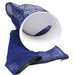DNU - Innovative Scuba  Mesh Holiday Lobster Inn with Zipper - Blue