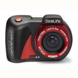 SeaLife Micro 2.0 WiFi 32GB Underwater Camera
