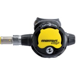Aqua Lung Mikron Balanced Adjustable Octopus Regulator