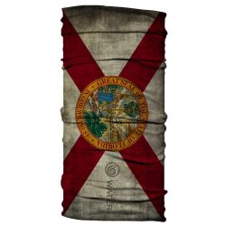 The Born of Water Neck Gaiter - State of Florida Flag