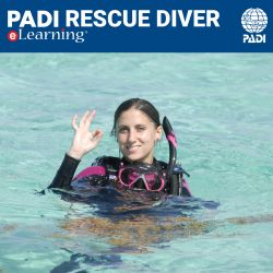 PADI Rescue Diver eLearning Online Course