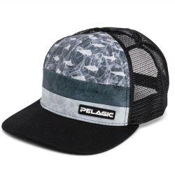 Pelagic Alpha Snapback Hat, Mens