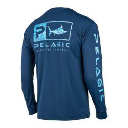 Pelagic Aquatek Performance Fishing Shirt