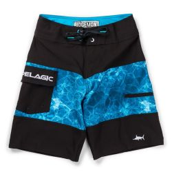 Pelagic Youth Ridgemont Fishing Shorts