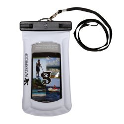 Gecko Waterproof Floating Dry Phone Bag