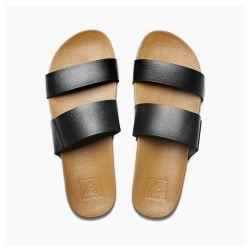 Reef Cushion Bounce Vista Slide Sandals (Women's)