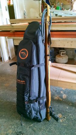 Koah Long Fin Backpack - Utility