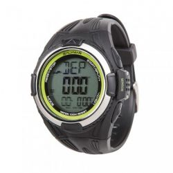 Salvimar ONE Freediving Computer Watch - Black/Green
