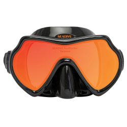 SeaDive Eagleye Rayblocker HD Purge Mask