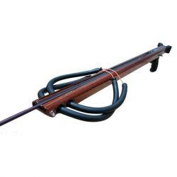 Koah Shortie 38in Enclosed-Track Mahogany Speargun