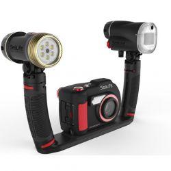 SeaLife DC2000 Pro Duo Underwater Camera Set
