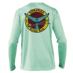 Speared Sushi Bar Performance Long-Sleeve Shirt