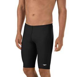 Speedo Male Performance Core Solid Black Swim Jammer