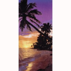 Dohler Sunset II Beach Towel - 30 x 60