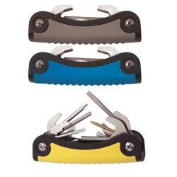 T2 Scuba Toolpack, 11 Tools