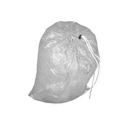Armor Scallop And Chum Bag - White