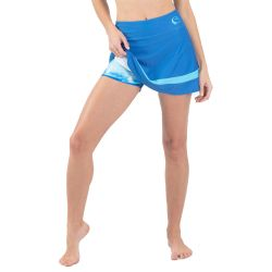 Wave Life Blue Marlin Active Pieced Skort